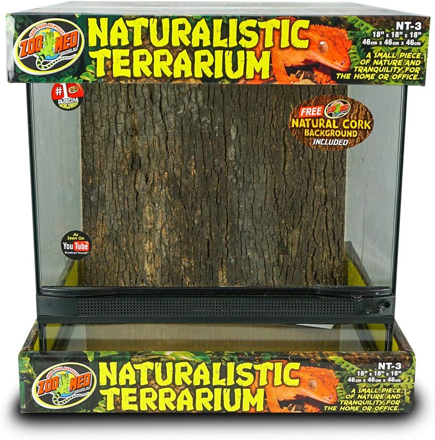 Best Snake Cage Zoo Med Naturalistic Terrarium