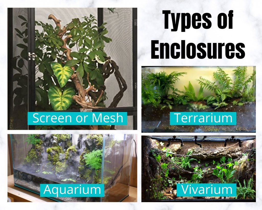 Types of Enclosures