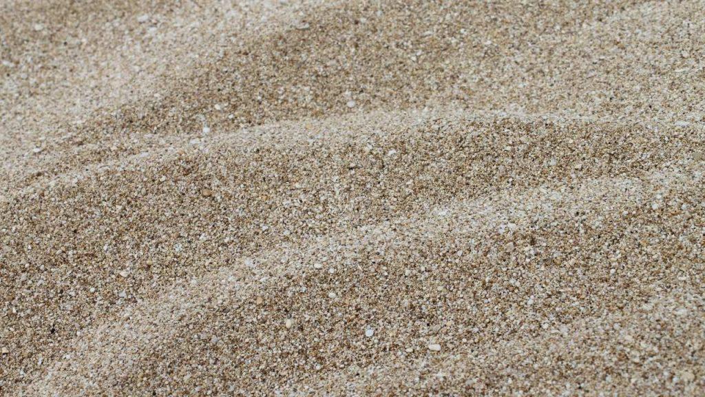 What Is Calcium Sand?