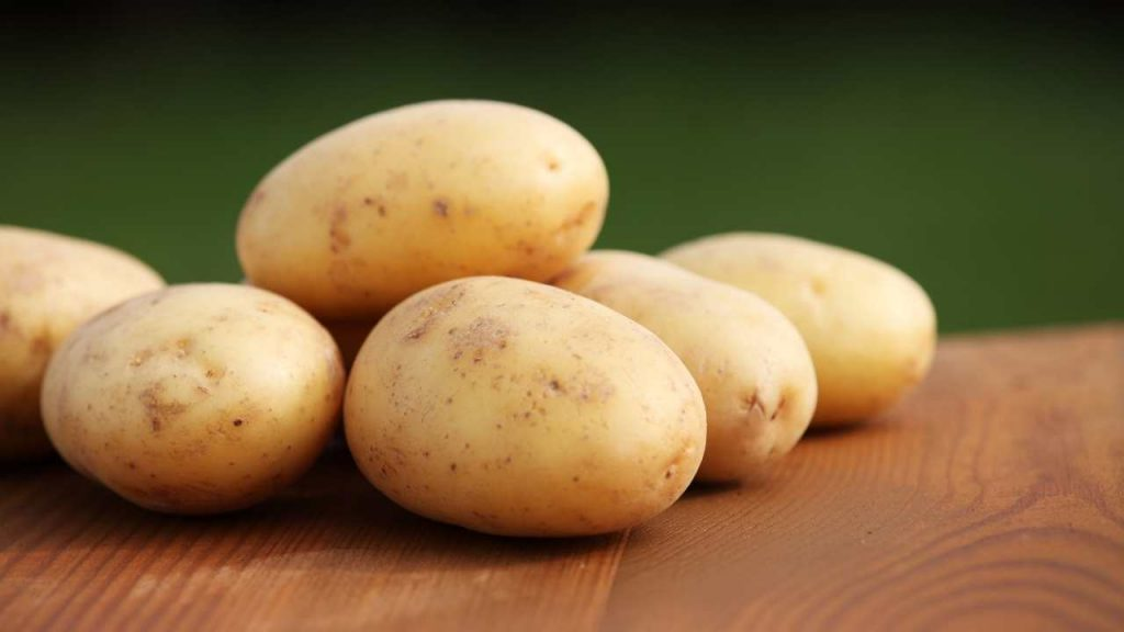 What Are The Nutrients Found In Potatoes?