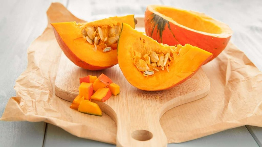 Nutritional Information Of Raw Pumpkin