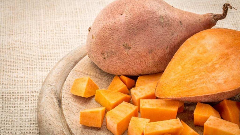 Sweet Potatoes Nutritional Information