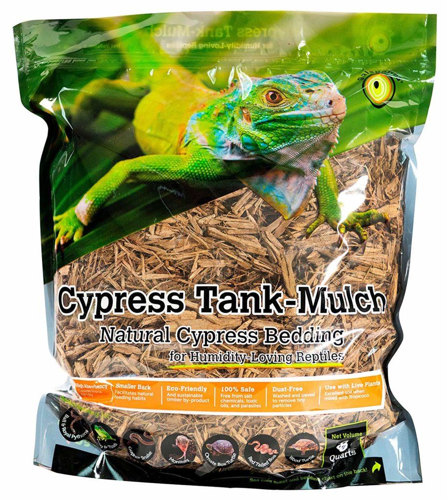 Galapagos Cypress Tank-Mulch Bedding